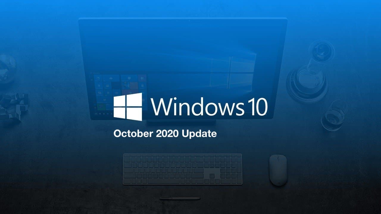 Windows 10 : La mise à jour d'Octobre 2020 est disponible