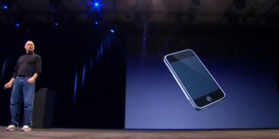 Iphone L'escale
