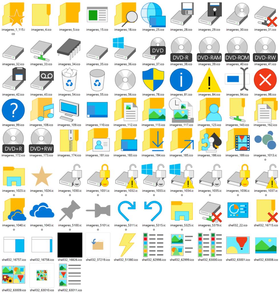 icone microsoft windows 10