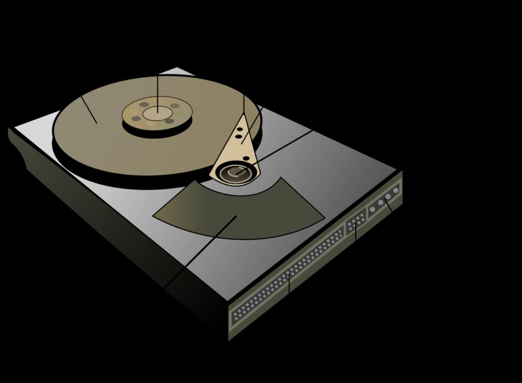 disque dur probleme