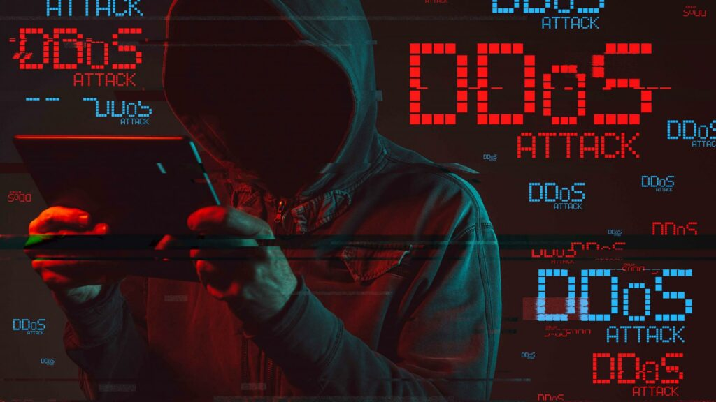 Attaque DDOS ailink