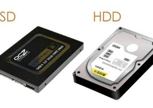 Hardware | Du disque dur mécanique au disque dur électronique